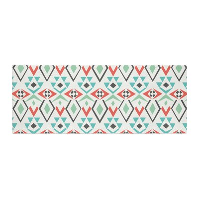Pom Graphic Design Tribal Marrakech Bed Runner
