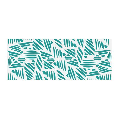 Pom Graphic Design Bamboo Bed Runner