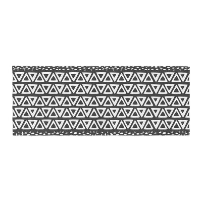 Pom Graphic Design Wind Night Bed Runner