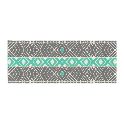 Pom Graphic Design Going Tribal Bed Runner