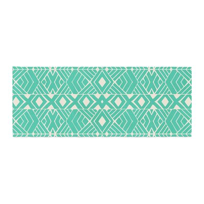 Pom Graphic Design Going Native Bed Runner