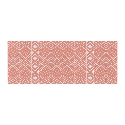 Pom Graphic Design Aztec Roots Tribal Bed Runner