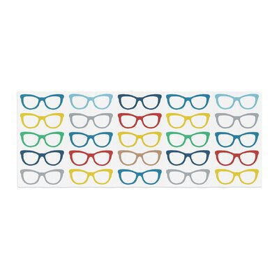 Project M Rainbow Specs Bed Runner