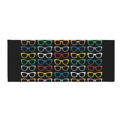 Project M Sun Glasses at Night Bed Runner