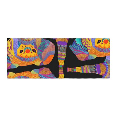 Pom Graphic Design The Elephant in the Room Tribal Bed Runner