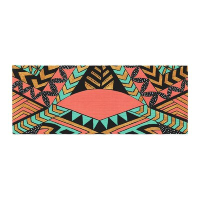 Pom Graphic Design PeruNative Bed Runner