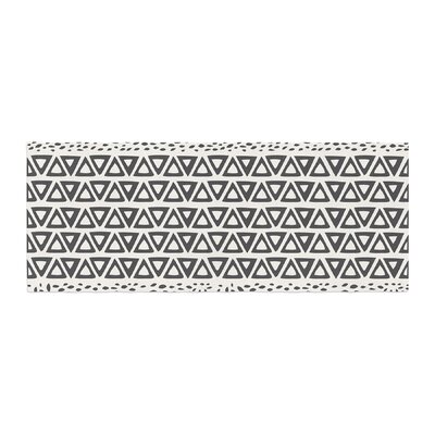Pom Graphic Design Wind Day Bed Runner