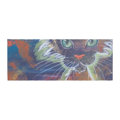 Padgett Mason Rave Kitty Bed Runner