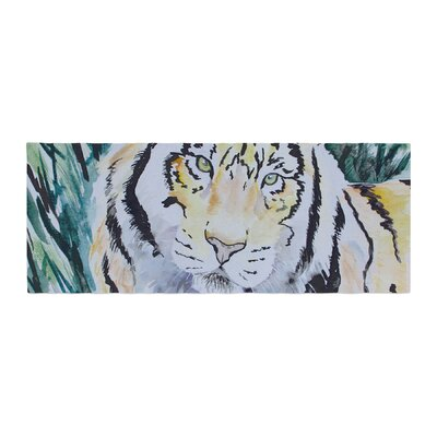 Padgett Mason Tiger Bed Runner