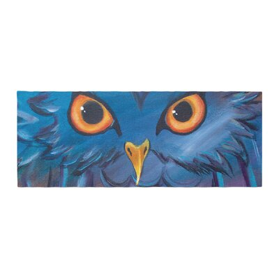 Padgett Mason Hoot Bed Runner