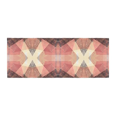 Pia Schneider Pattern Garden No3 Geometric Bed Runner