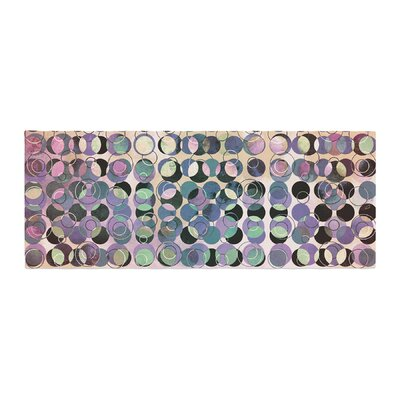 Pia Schneider Melange of Circles III Bed Runner
