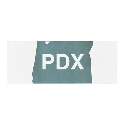 Juan Paolo PDX Bed Runner
