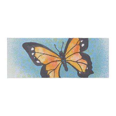 Padgett Mason Summer Flutter Bed Runner