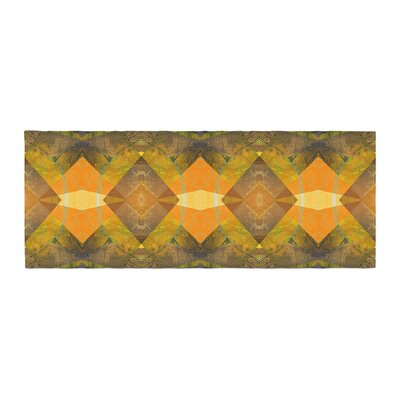 Pia Schneider Pattern Garden No4 Geometric Bed Runner