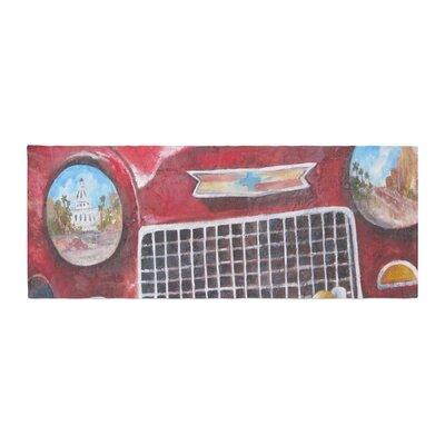 Rosie Brown Vintage in Cuba Bed Runner