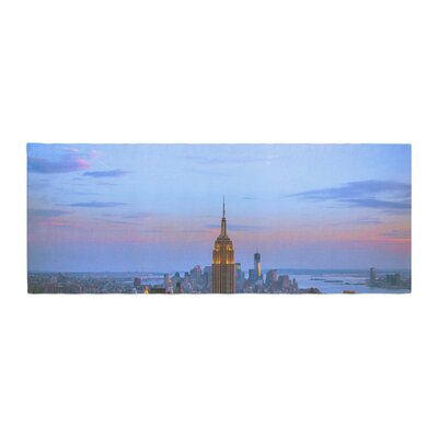 Juan Paolo Empire State of Mind Bed Runner