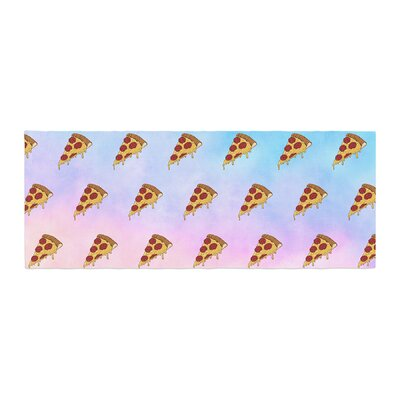 Juan Paolo Lucid Pizza Food Pattern Bed Runner