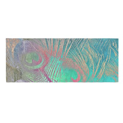 Alison Coxon Indian Summer Abstract Bed Runner