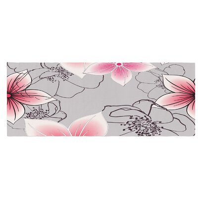 Alison Coxon Floral Bed Runner
