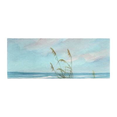 Rosie Brown Sea Oats Bed Runner