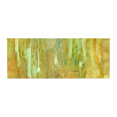Rosie Brown Rock City Painting Bed Runner