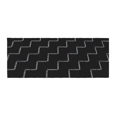Richard Casillas ZigZags Night Bed Runner
