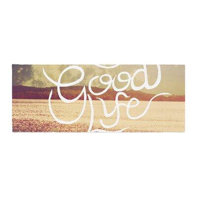 Rachel Burbee Good Life Bed Runner