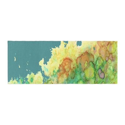 Rosie Brown Sea Life II Bed Runner