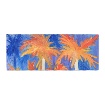 Rosie Brown Florida Autumn Bed Runner