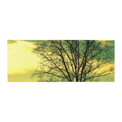 Robin Dickinson Tree Sky Bed Runner