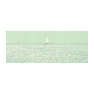 Robin Dickinson Carpe Diem Ocean Bed Runner