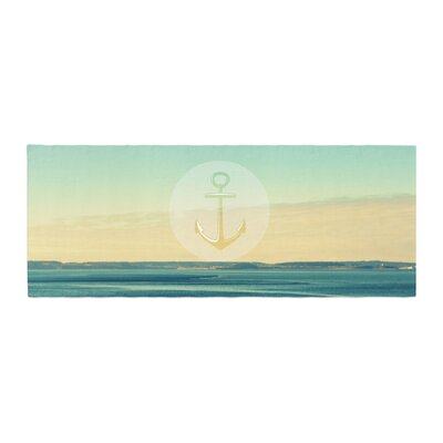 Robin Dickinson Row Your Own Boat Ocean Bed Runner