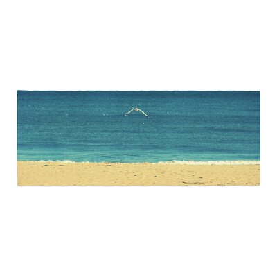 Robin Dickinson Escape Beach Sand Bed Runner