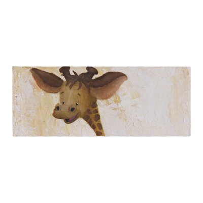 Rachel Kokko Georgey the Giraffe Bed Runner