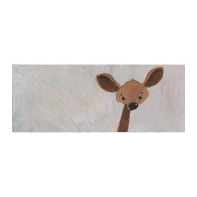 Rachel Kokko Oh Deer Bed Runner