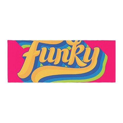 Roberlan Funky Bed Runner