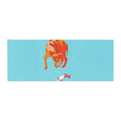 BarmalisiRTB Koi Cat Bed Runner