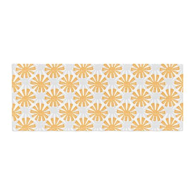 Apple Kaur Designs Sunburst Bed Runner