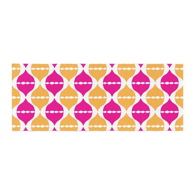 Apple Kaur Designs Moroccan Dreams Bed Runner