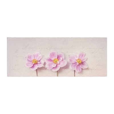 Sylvia Cook Anemone Trio Bed Runner