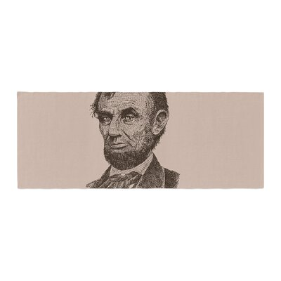 BarmalisiRTB Abraham Lincoln Vintage Bed Runner