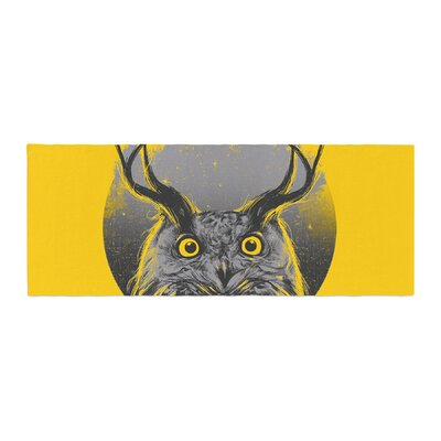 BarmalisiRTB Majesty Owl Bed Runner