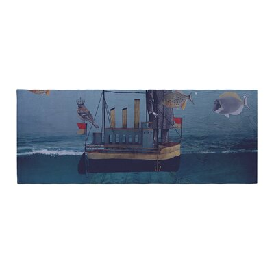 Suzanne Carter The Voyage Bed Runner