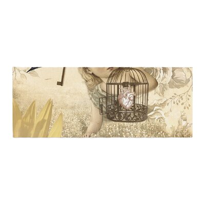 Suzanne Carter Key Bed Runner