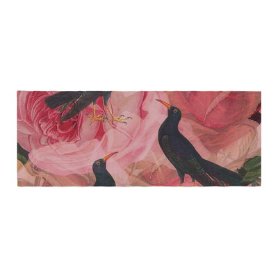 Suzanne Carter Song Bird Cush Bed Runner