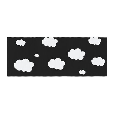 Suzanne Carter Clouds Bed Runner