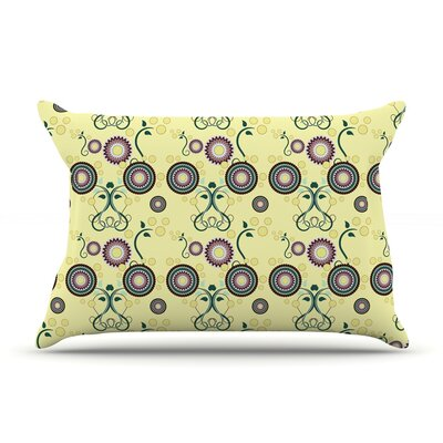 Mydeas Spring Florals Pillow Case