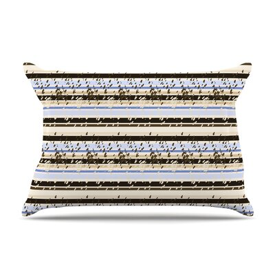 Mydeas Nautical Breeze - Sandy Stripes Pillow Case