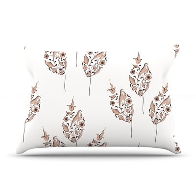 Louise  Flower Pillow Case